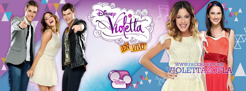 Już jest ! Zwiastun drugiego sezonu Violetta po polsku !