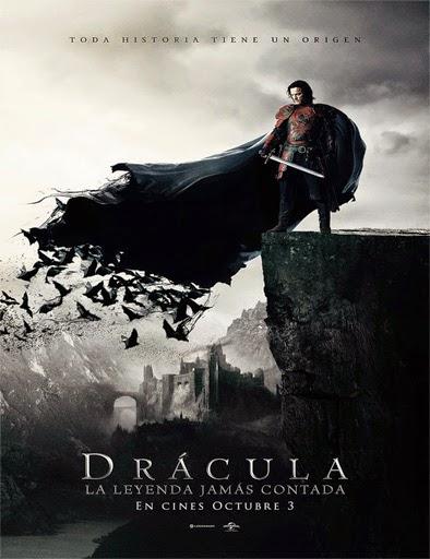 Ver Dracula: La leyenda jamas contada (Dracula Untold) (2014) Online