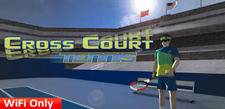 Free Cross Court Tennis App For Android