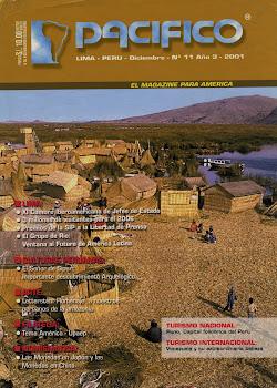 Revista Pacífico Nº11 CARÁTULA