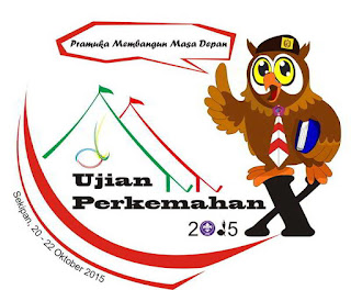 Logo kegiatan Ujian Perkemahan