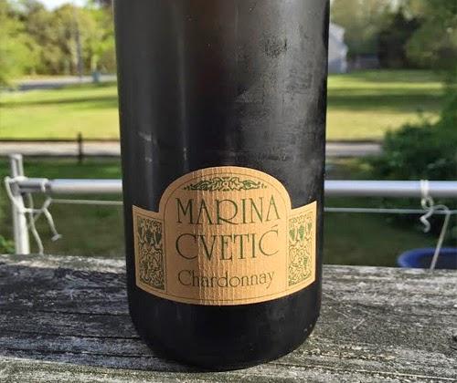 Marina Cvetic 2011 Chardonnay