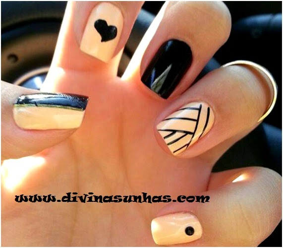 FOTOS DE UNHAS DECORADAS COM A DESIGNER FRANCIELLE GONÇALVES4