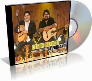 CD Cesar Menotti e Fabiano – Só Modão Volume 2