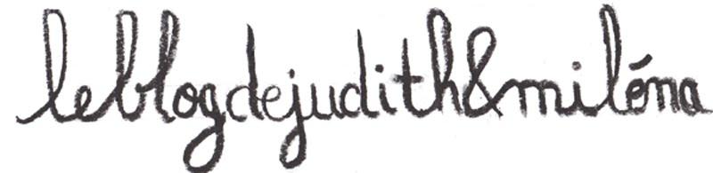 Judith et Miléna