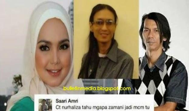 Gempar!! Pendedahan Zamani Dalam Kemelut Dia, Dato Siti Dan Saari Amri?
