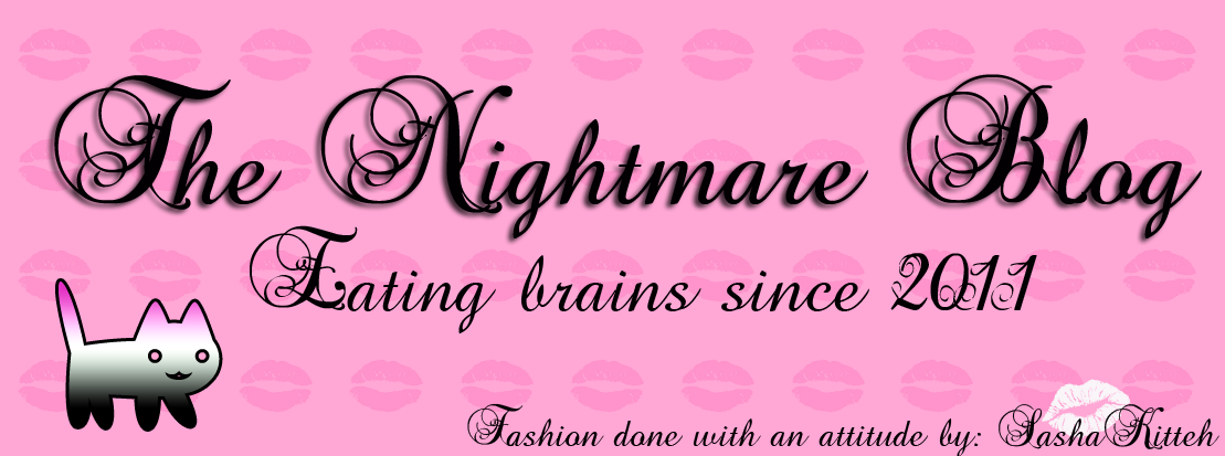 The Nightmare Blog