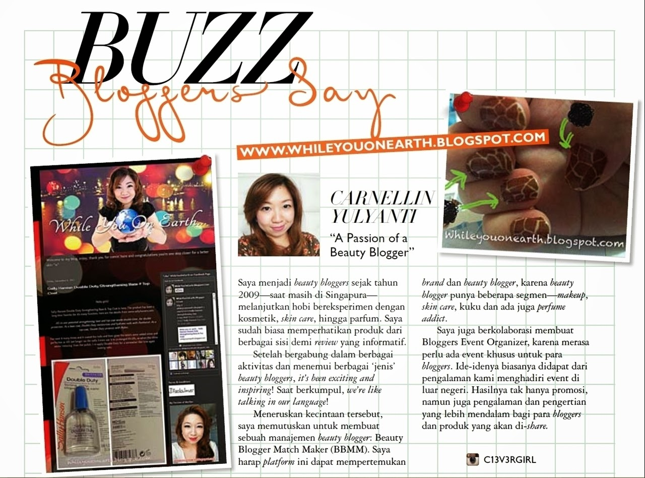 On Grazia Magazine