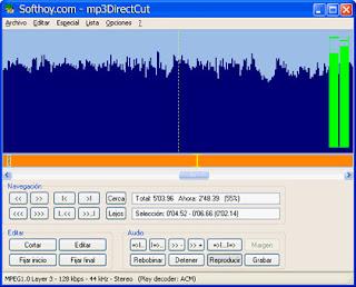 Software para cortar canciones