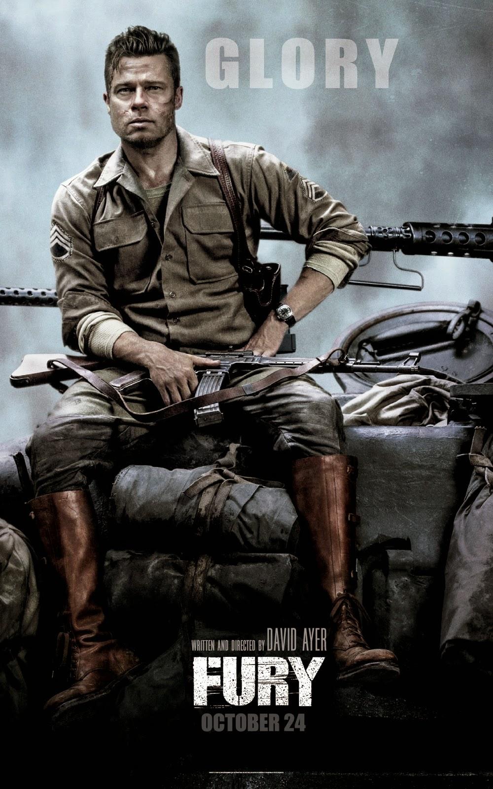 Fury (2014) (Προσεχώς) ταινιες online seires xrysoi greek subs