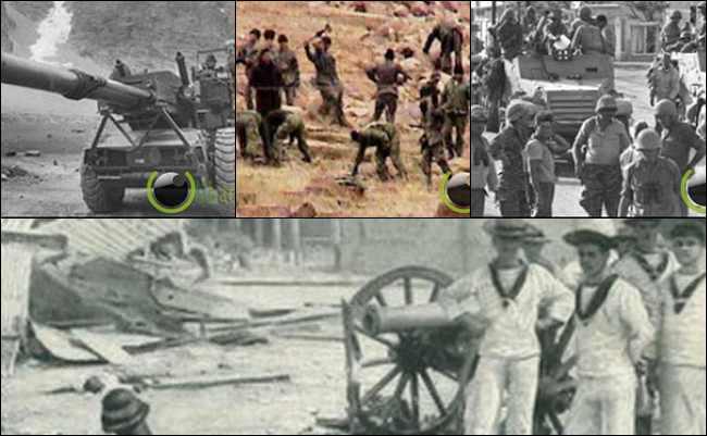 5 Perang yang paling Singkat di Dunia
