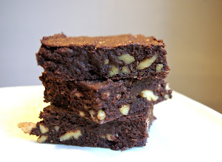 Primal Paleo brownies made with coconut flour