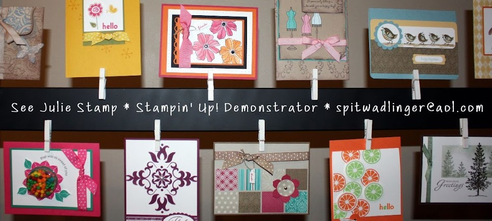 See Julie Stamp - Julie Wadlinger, Stampin&#39; Up! Demonstrator 