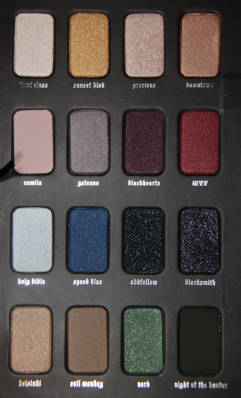 Très Makeup your Jangsara: Review & Swatches: Kat von D Tattoo  LX04