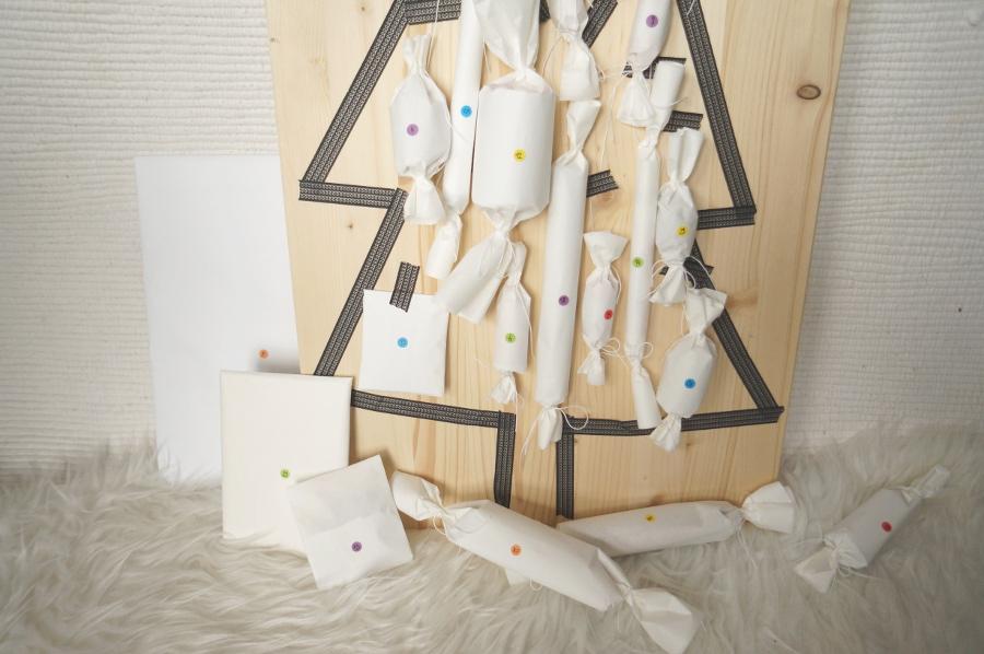 geschwister gezwitscher zwei schnelle adventskalender f r. Black Bedroom Furniture Sets. Home Design Ideas