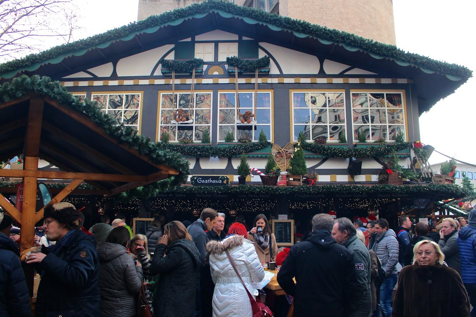 Village of St Nicholas Christmas Market