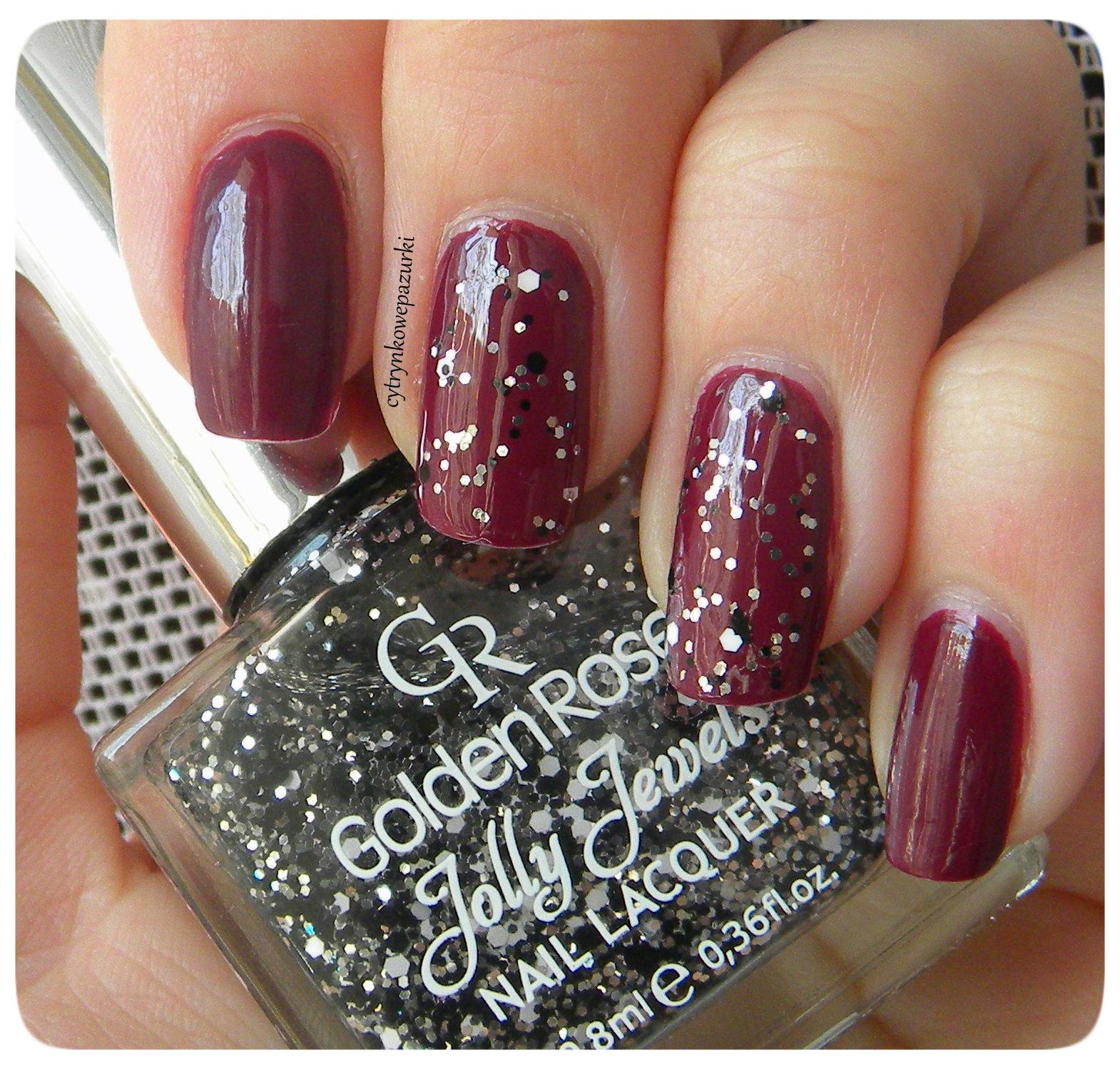 Golden Rose Rich Color 28 i Jolly Jewels 118
