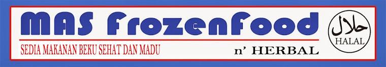 MAS FrozenFood Supplier Makanan Beku Sehat & Herbal