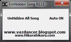 Cheat AyoDance Hidden Song V6111