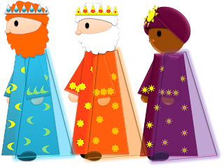 The Three Wise Men's Images, part 7