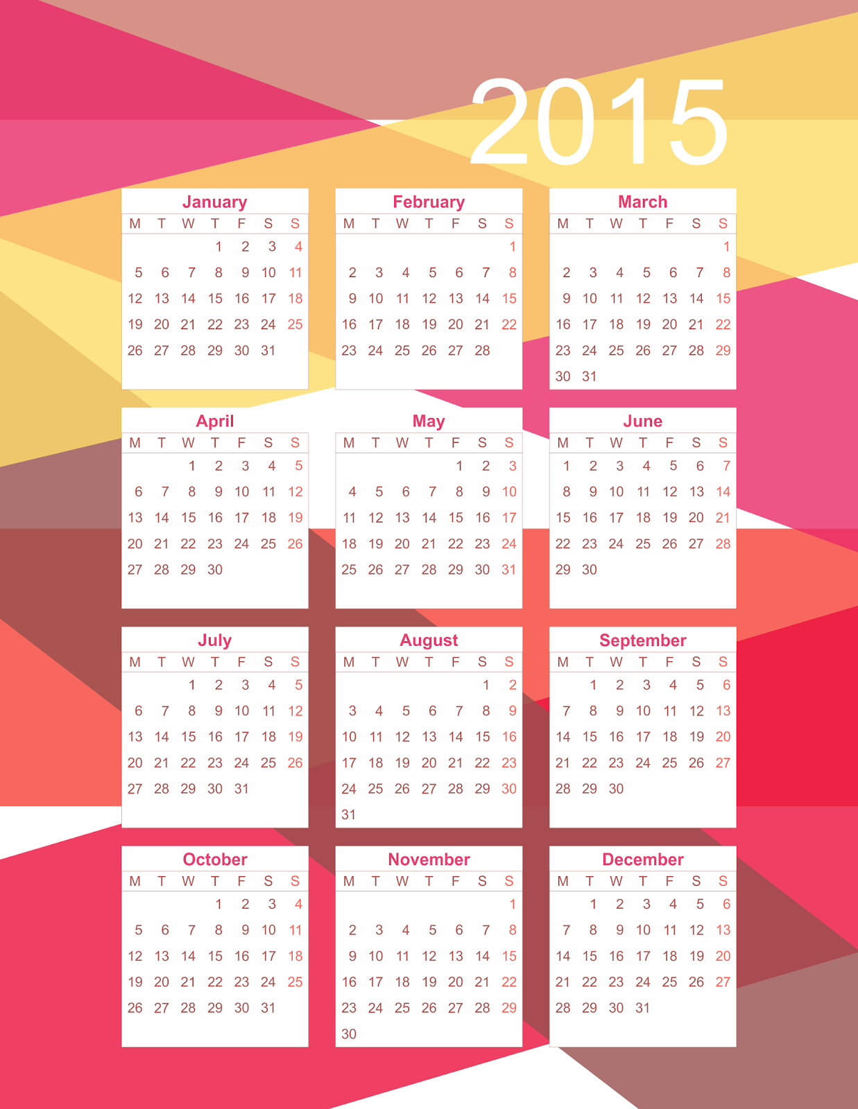 labels calendar 2015 freebie calendar 2015 pdf file free calendar 2015 free download