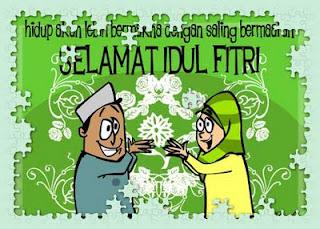 uUcapan Idul Fitri Bahasa Jawa - Sunda - Minang