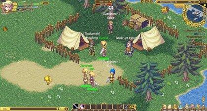 Serenia Fantasy Duel system