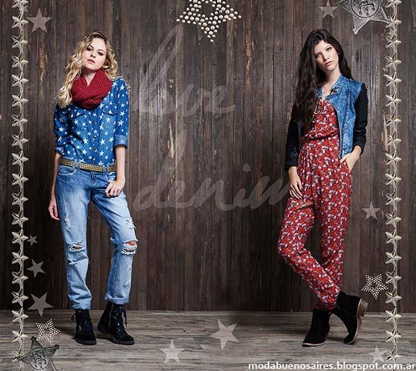 Moda otoño invierno 2014 Rimmel ropa de muejer otoño invierno 2014.