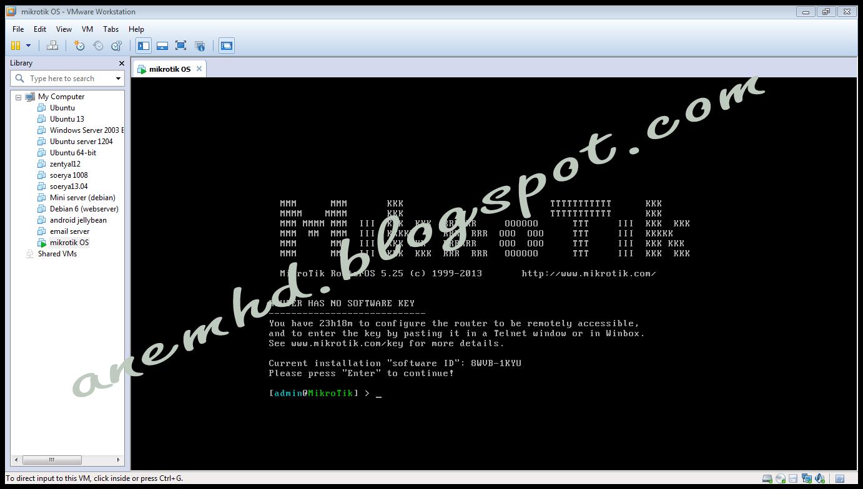 Download OS Mikrotik 5.25
