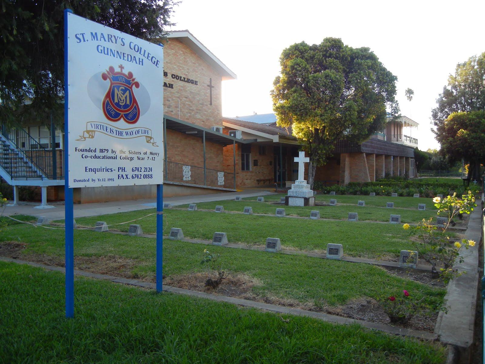 Sydney - Australia: Gunnedah graves.