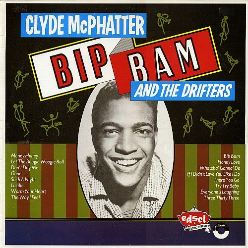 Clyde McPhatter - Treasure Of Love / A Lover's Question