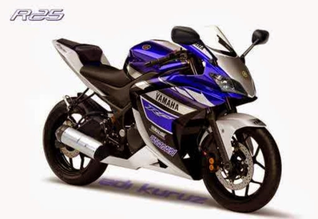 Harga dan spesifikasi Yamaha R25