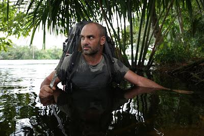 Ed Stafford em episódio gravado no Brasil - Divulgação