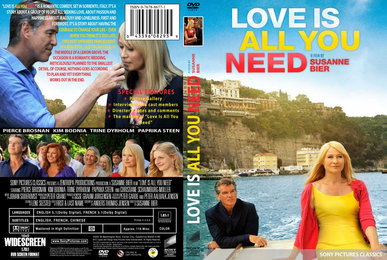Love Is All You Need - DVDFULL LATINO