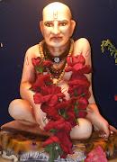 shree swami samarth palakhi was held at siolim on 13th january 2012
