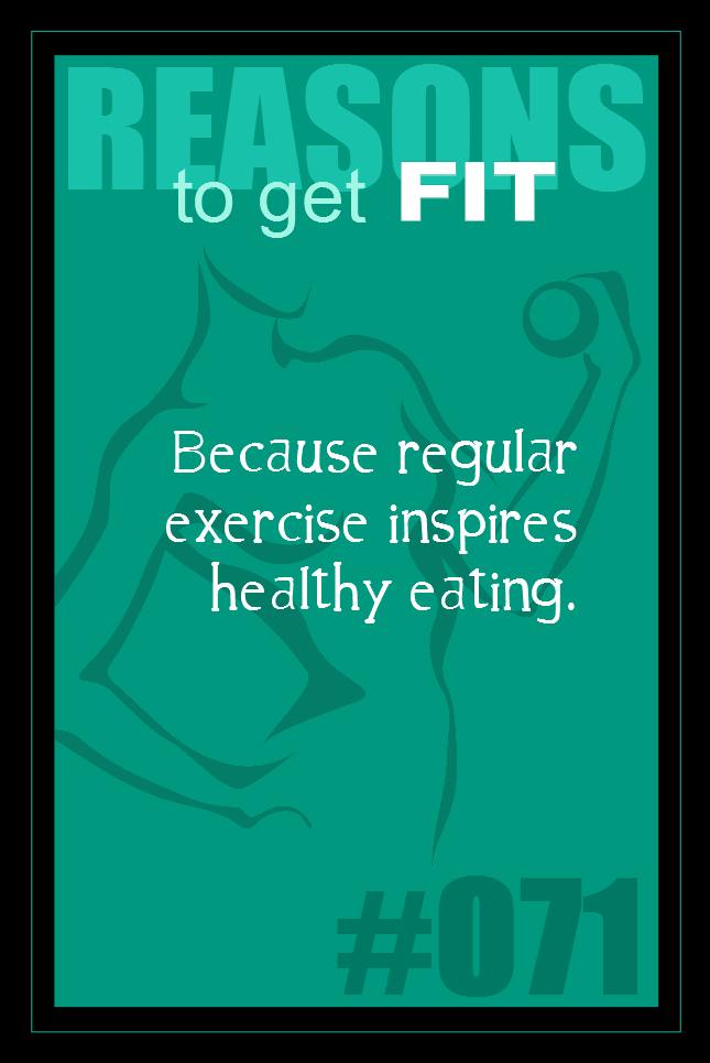 365 Reasons to Get Fit #071