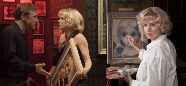 Big Eyes | Christoph Waltz e Amy Adams nas primeiras imagens do drama de Tim Burton