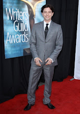 Jackson Rathbone en Writers Guild Awards