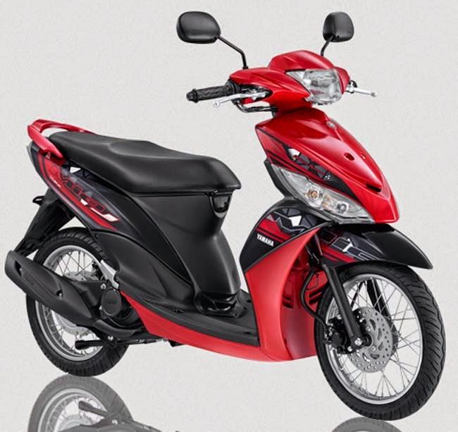 Harga Yamaha Mio J  Review  U0026 Spesifikasi Februari 2018