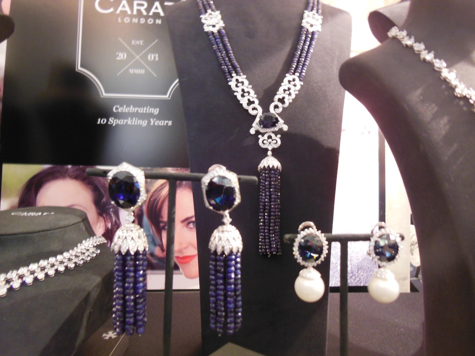 BAFTA jewellery from Carat London