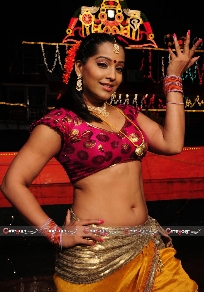 Meghna Naidu Latest Hot Stills