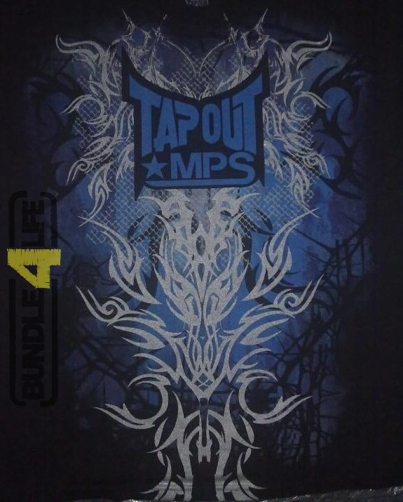 Tapout Mps Shirt Tapout Mps Shirt Sold