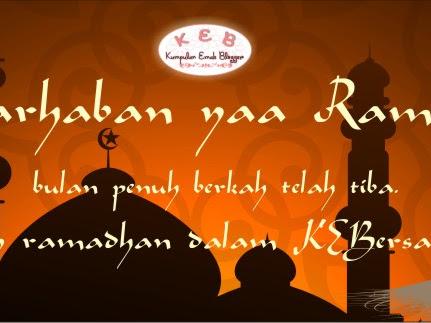 KEBersamaan Ramadhan : Syukur, Tulus dan Ihklas