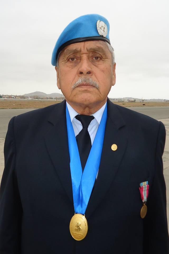 Mayor EP (R) César Mendoza Egoávil - Presidente