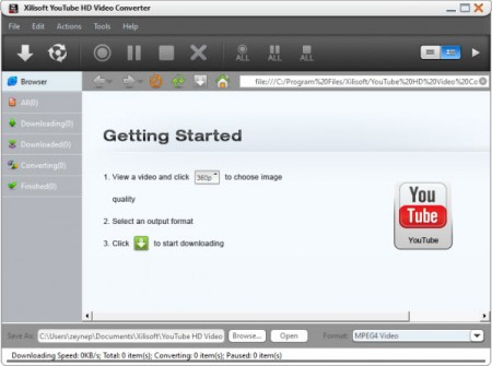 YouTube HD Video Converter 3.3.0_Final + Keygen.zip