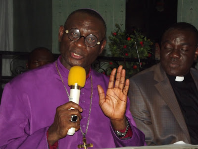 archbishop kattey released