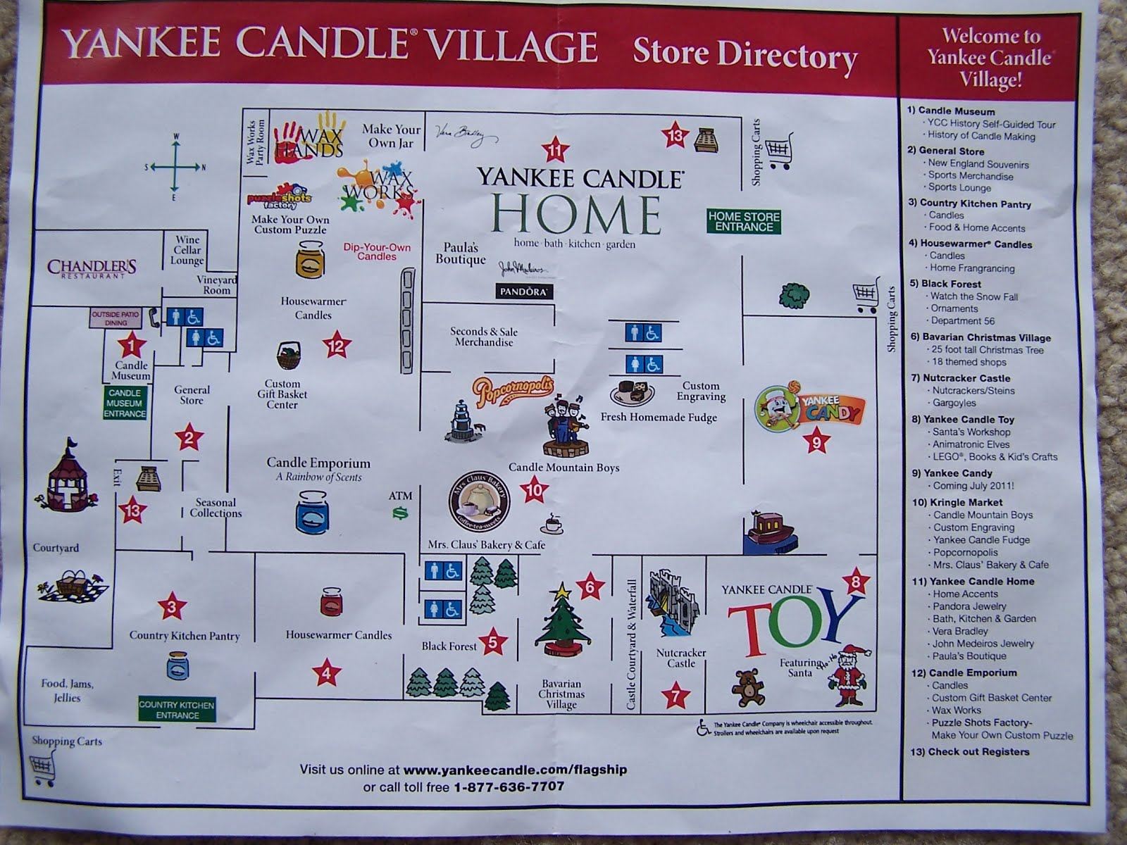 Yankee Candle Country Kitchen Drewmeister Yankee Candle Village