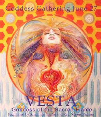vesta the roman goddess of heart and fire essay Vestal virgins, in roman religion, six priestesses, representing the daughters of the royal house, who tended the state cult of vesta, the goddess of the hearth the cult is believed to date to the 7th century bc  like other non-christian cults, it was banned in ad 394 by theodosius i.