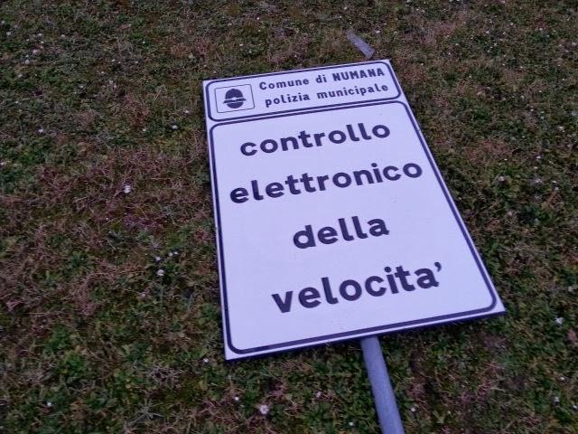 controllo elettronico della velocità