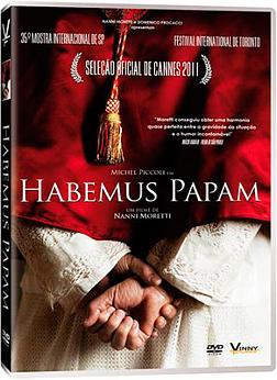 Filme Poster Habemus Papam DVDRip XviD Dual Audio & RMVB Dublado